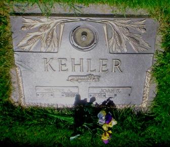 Walter Aaron Wieler Kehler 1923 2003