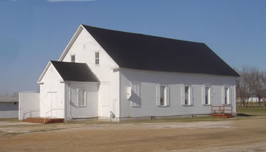 Chortitzer Mennonite Church, Randolph, Manitoba