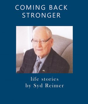 Syd Reimer - Coming Back Stronger